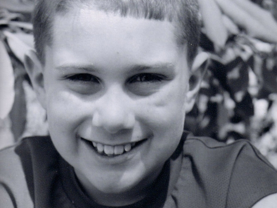 """Connor Galloway, age 12, was found dead in his bedroom with a belt looped around his neck. Connor's friends admitted to his mother that they'd been talking about playing """"the choking game."""""""