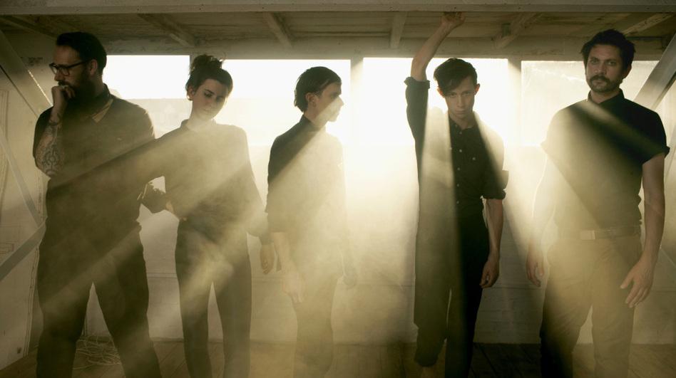 Fanfarlo's new second album is titled <em>Rooms Filled With Light.</em>