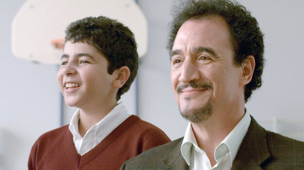 Algerian actor Fellag stars as Monsieur Lazhar, a man pursuing political asylum in Canada. After a school-related tragedy, Lazhar tackles the challenge of comforting mourning stud