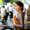 Michelle Yeoh (Memoirs of a Geisha) plays Myanmar pro-democracy dissident Aung San Suu Kyi. The film focuses on her relationship with her late husband, an Oxford academic, and the strain placed on their relationship by government pressure.