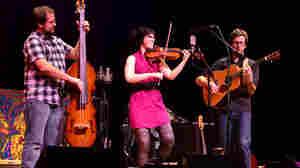 April Verch Band.