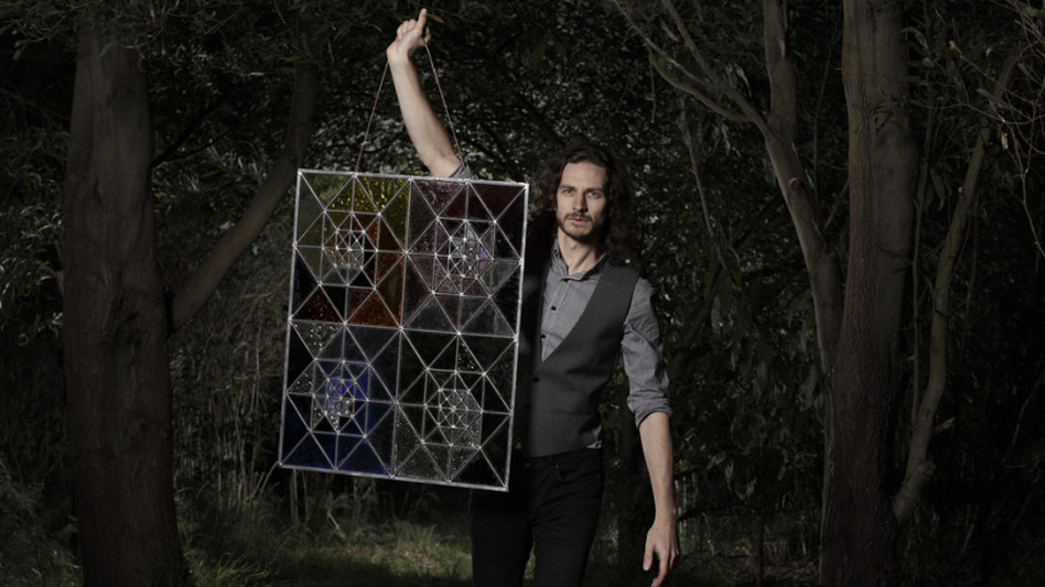 Gotye's new album is titled Making Mirrors. (James Bryans)