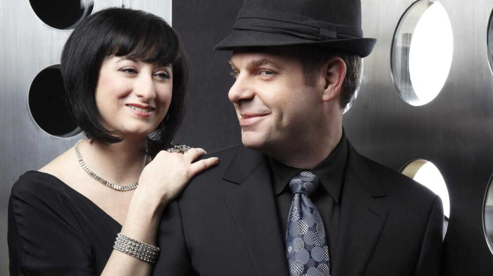 Bill Charlap And Renee Rosnes On Piano Jazz
