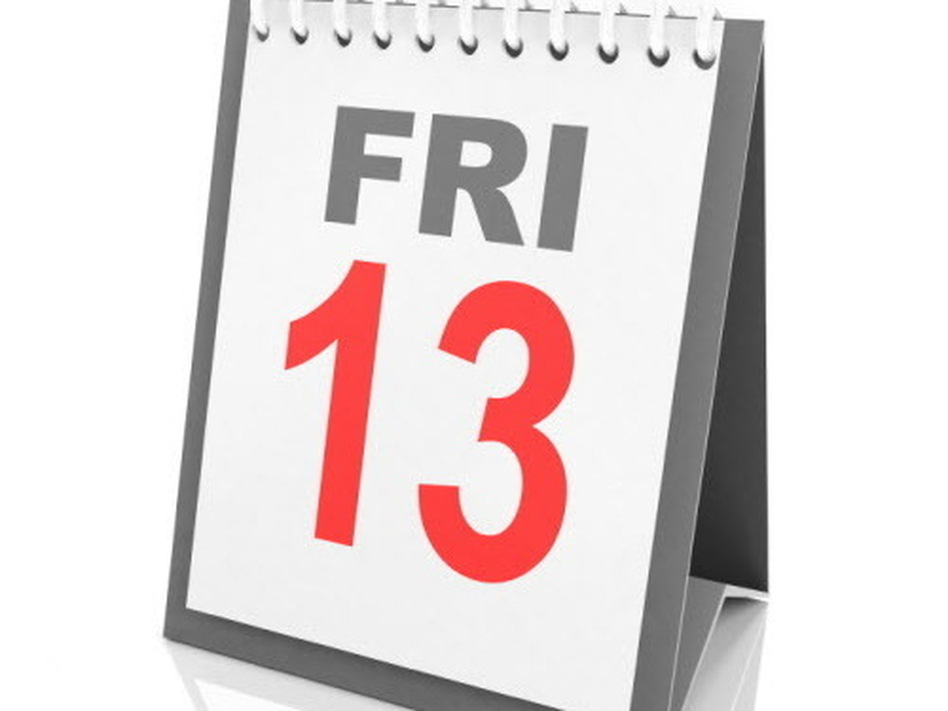 There's one more Friday the 13th this year, in July. (iStockphoto.com)