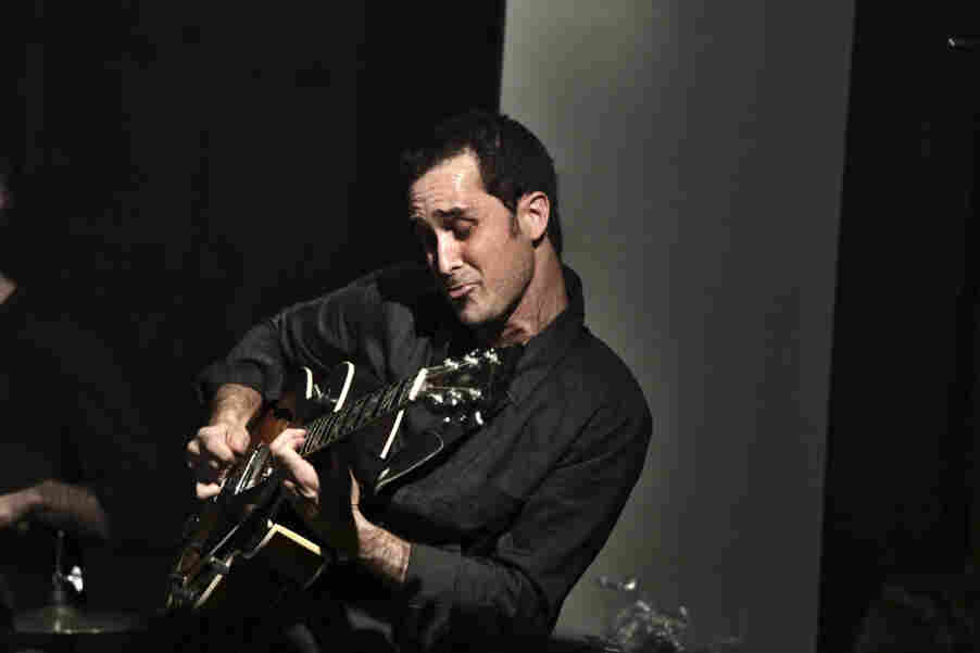 New-York-based Jonathan Kreisberg plays the Blue Whale with a quartet. The venue often features musicians from out of town, but has been embraced by local musicians as well.