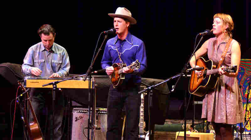 Caleb Klauder Country Band.
