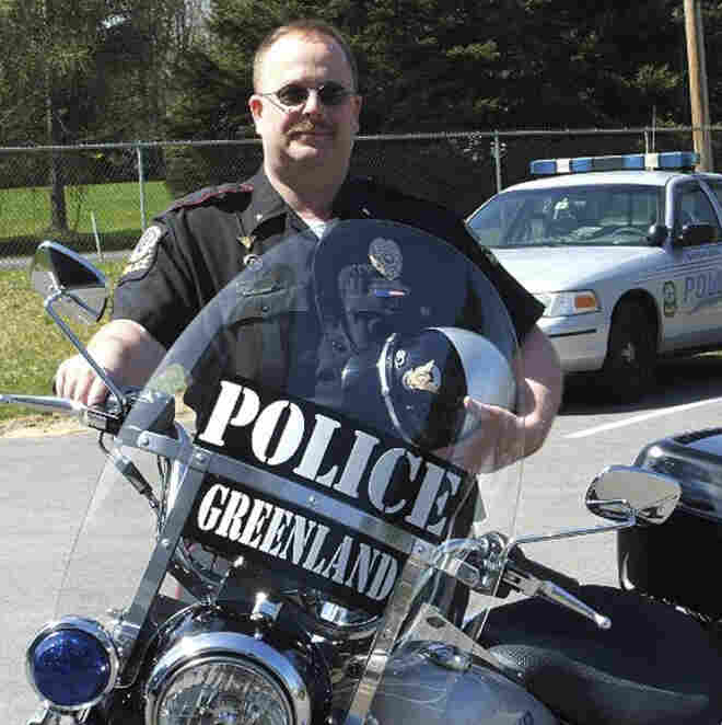 Greenland Police Chief Michael Maloney, who was killed Thursday.