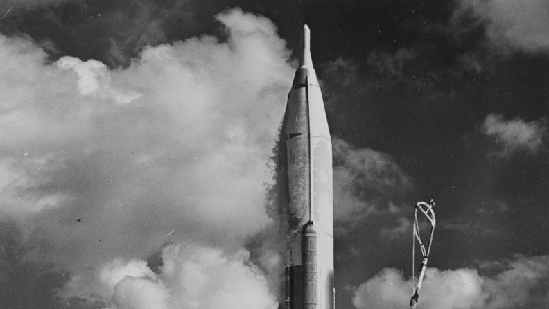 There's A Reason It's Called Rocket Science : NPR