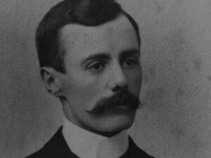 Surviving officers of the Titanic recalled ship's doctor John Edward Simpson as perfectly calm in the face of death, even giving his pocket flashlight to one of the lifeboat captains.