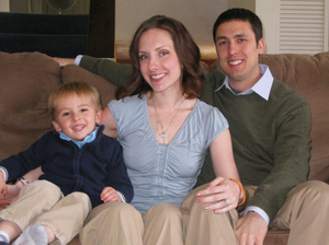Surrogate Whitney Watts had her son, J.P., while her husband, Ray Watts, was at sea with the Navy. Surrogacy experts say it's crucial for surrogates to have their own children because they'd presumably understand the emotions involved in bearing a child. The couple for whom Whitney carried twins paid for all expenses during the pregnancy, including private health insurance.