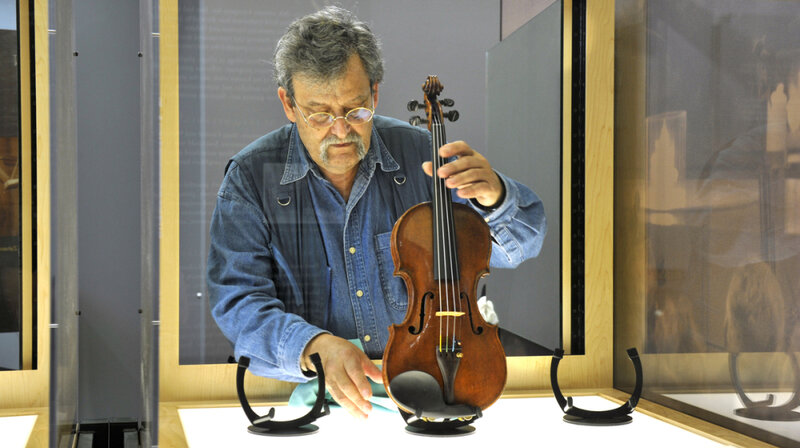Violins Of Hope': Instruments From The Holocaust : NPR