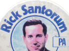 Santorum first won his Senate seat in a great GOP year and lost it 12 years later in a terrible GOP year.