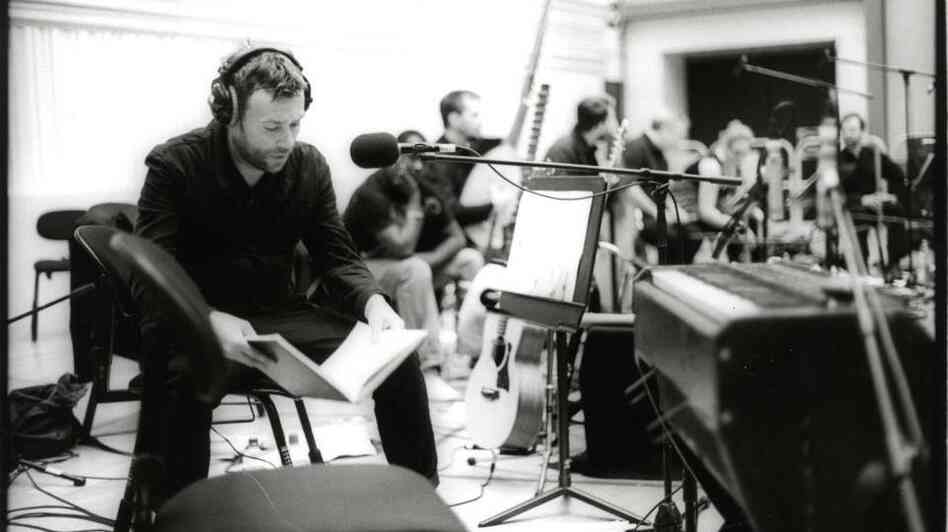 Damon Albarn's new album, Dr Dee, comes out May 8.