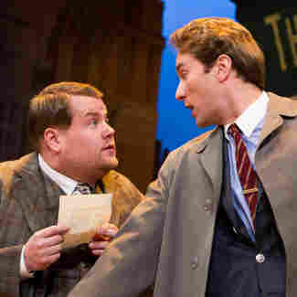 London Smash 'Two Guvnors' Comes To Broadway