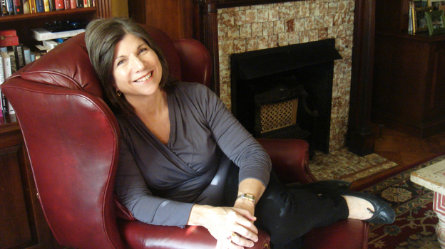 Anna Quindlen is a Pulitzer Prize-winning writer whose new memoir, Lots of Candles, Plenty of Cake, explores her past, present and future. (Courtesy of the author)