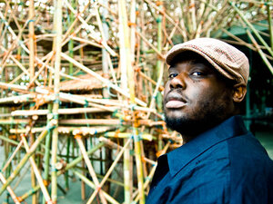 """Drummer Johnathan Blake tackles Robert Glasper's """"Canvas,"""" and in the process gives it a renewed sheen."""