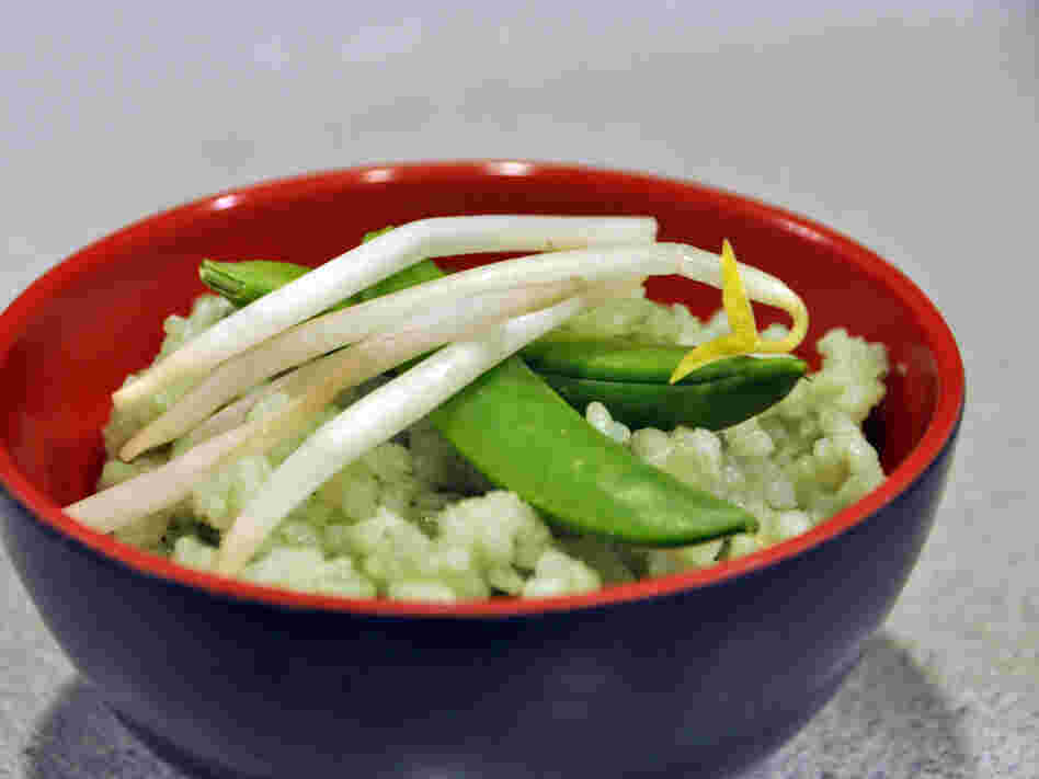 Green Bamboo Rice