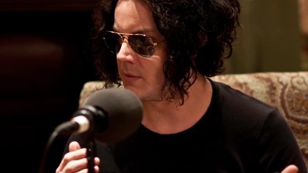 Jack White in conversation with NPR.
