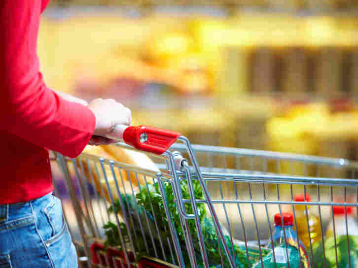Food stamps kept the carts rolling during the recession.
