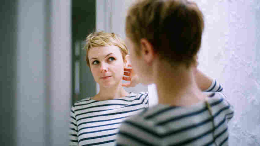 """""""As usual, the party in my imagination is much grander than the actual one,"""" Kat Edmonson says of the song """"Champagne."""""""