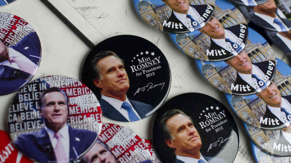 Some voters may be choosing campaign buttons now, but most polling experts agree it's too early to predict November's winner.