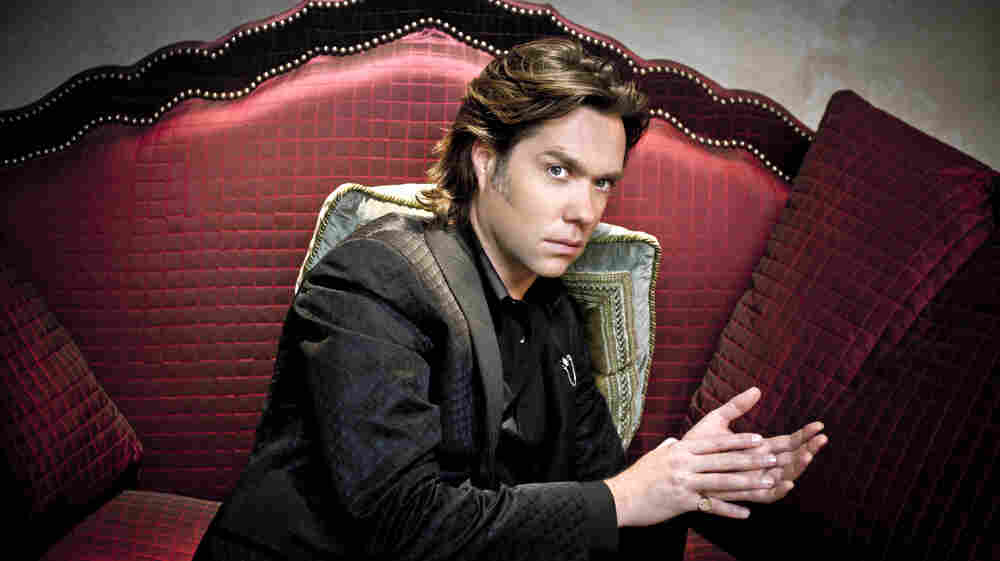 Rufus Wainwright's new album, Out of the Game, comes out May 1.