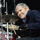 Levon Helm performing at the Outside Lands Music Festival in San Francisco in 2010.