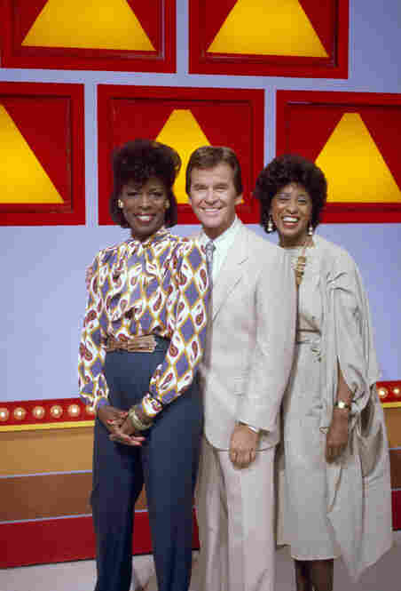 Clark broadened his legacy in the 1970s and '80s by building a game-show empire. Here, on the set of The New $25,000 Pyramid in 1984, Clark mugs with Roxie Roker (left) and Marla Gibbs, co-stars of TV's The Jeffersons.