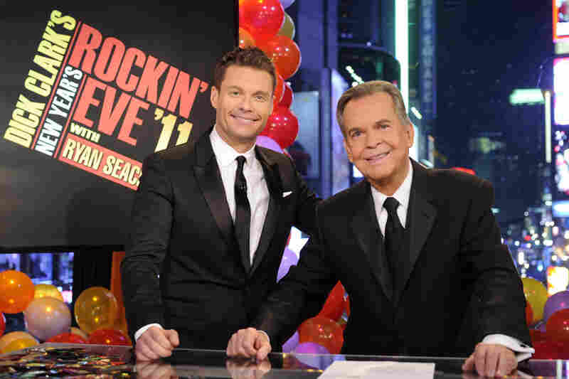 In his later years, Clark became as much a New Year's Eve fixture as he was on Bandstand decades earlier. By 2011, he and Seacrest shared Rockin' Eve host duties.