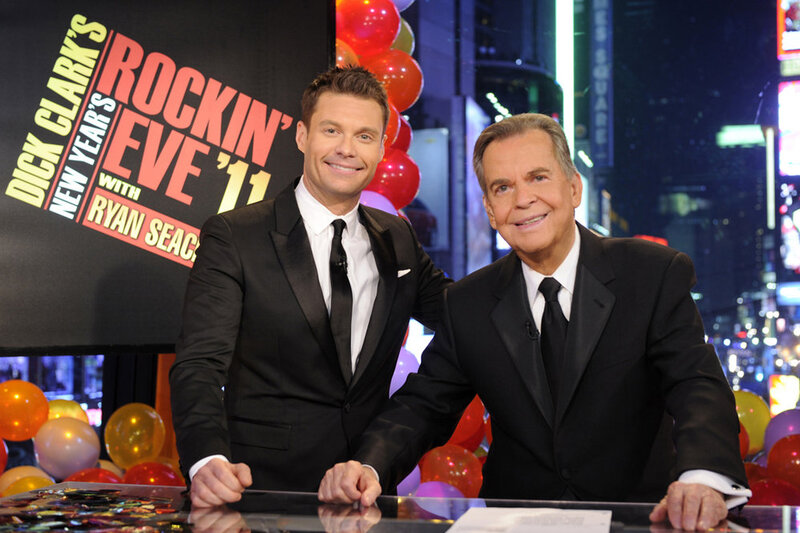 Dick clark new year eve 2010 talk this