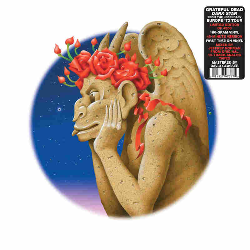 "There's a limited edition of 4200 vinyl copies of this archived version of ""Dark Star"" which can not be a coincidence."
