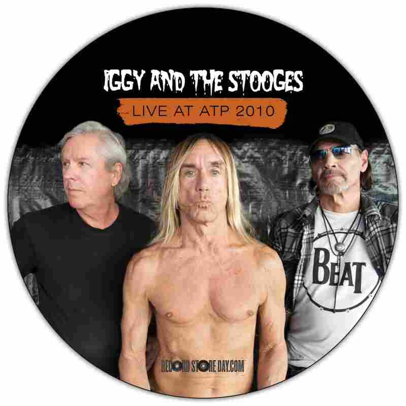 Try to find a picture of Iggy Pop with a shirt on. I dare you.