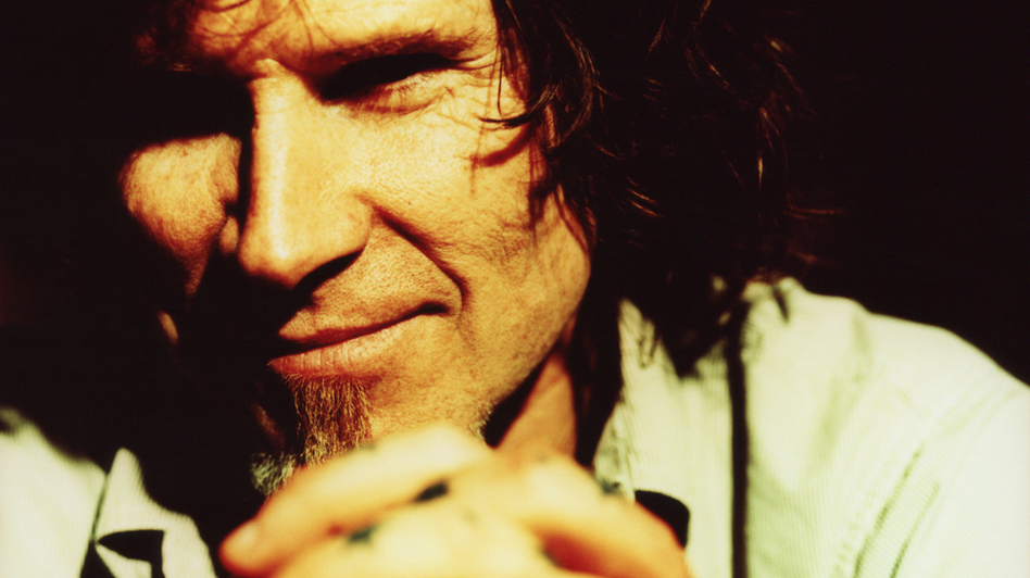Former Screaming Trees singer Mark Lanegan recently paid a visit to KCRW's Morning Becomes Eclectic. (Sam Holden)
