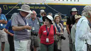 After Decades Away, Tourists Return To Liberia