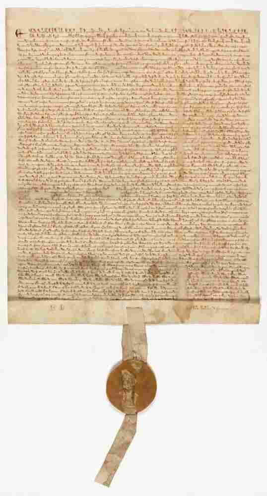 The Magna Carta helped resolve vexing food policy issues.