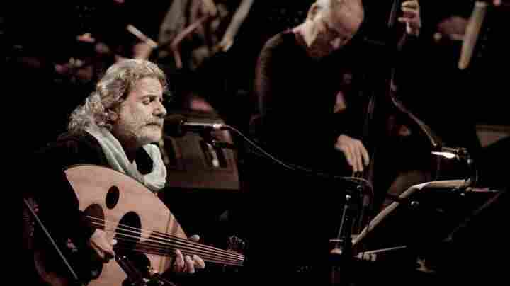 Marcel Khalife is a Middle Eastern musical and political icon.
