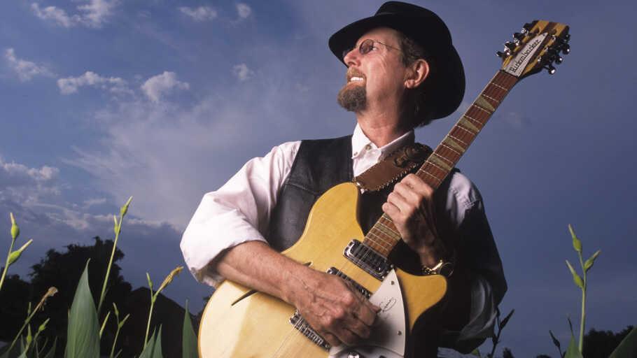 The Byrds' Roger McGuinn Works To Preserve Folk Music
