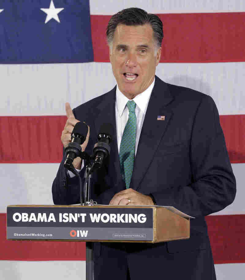 "Mitt Romney's campaign plans on using variations of Ronald Reagan's ""Are you better off?"" question frequently over the next six months."