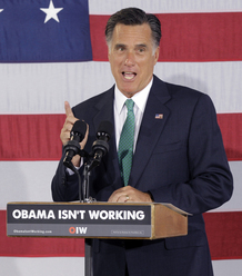 Mitt Romney's campaign plans on using variations of Ronald Reagan's