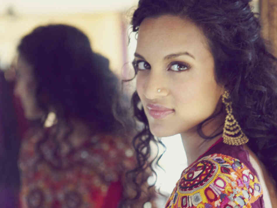 """There's a very primal, emotional response I feel when I hear flamenco,"" sitar player Anoushka Shankar says. ""It's quite in the belly in a way."""
