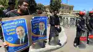 Egypt's Banned Candidates Vow Not To Go Quietly