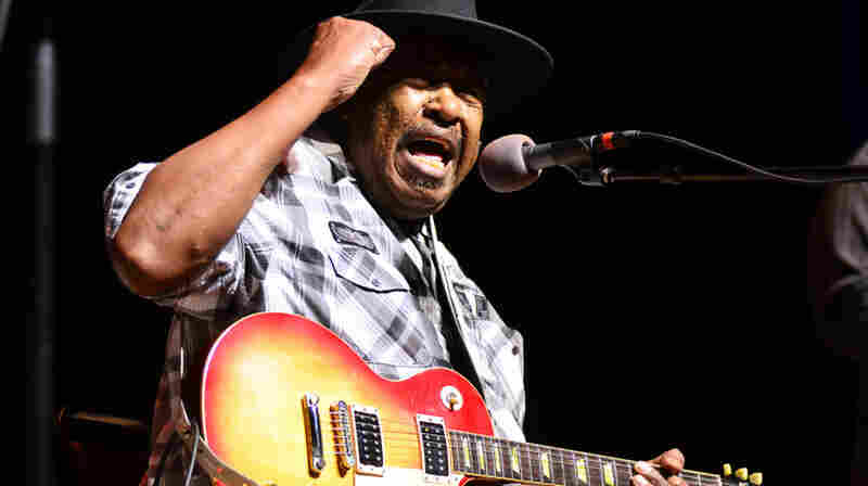 Magic Slim And The Teardrops On Mountain Stage
