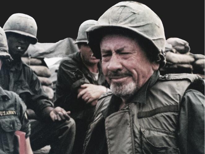 Science fiction writers vietnam war