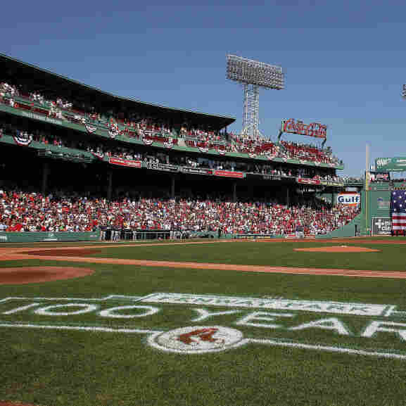 A Century Of Joy And Heartbreak At Fenway Park