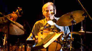Levon Helm was the longtime drummer and occasional vocalist for The Band.