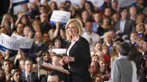 Ann Romney Takes Center Stage In Tug Of War For Female Voters