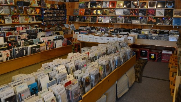 Toledo, Ohio's Culture Clash Records is one of the many stores opening their doors this Saturday with exclusive new vinyl. (Courtesy of Roger Zender)