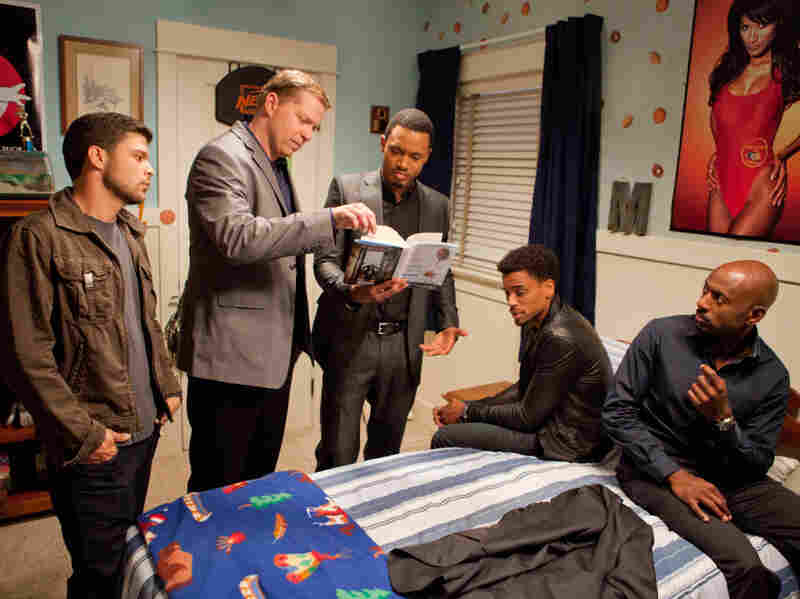 When the men — Jeremy (Jerry Ferrara), Bennett (Gary Owen), Michael (Terrence J), Dominic (Michael Ealy) and Zeke — discover the women are using dating tactics from Steve Harvey's book, they decide to turn the tables on their significant others.
