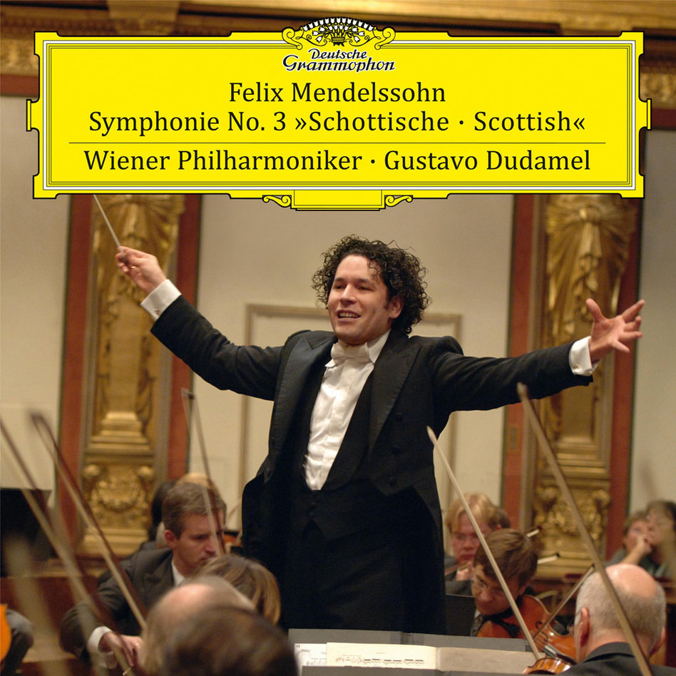Proceeds for this Record Store Day release go toward purchasing musical instruments for young children in Dudamel's native Venzuela.