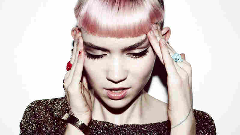 Grimes On World Cafe